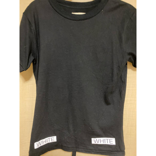 オフホワイト(OFF-WHITE)のoff-white Tシャツ(Tシャツ(半袖/袖なし))