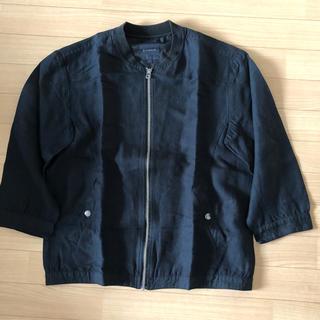 レイジブルー(RAGEBLUE)のレイジブルー  七分袖 MA-1 ブルゾンジャケット(ブルゾン)