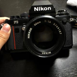 Nikon - Nikon F3 nikkor 50mm 1.4セット