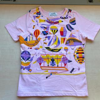 エルメス(Hermes)のHERMES レディース Tシャツ(Tシャツ(半袖/袖なし))