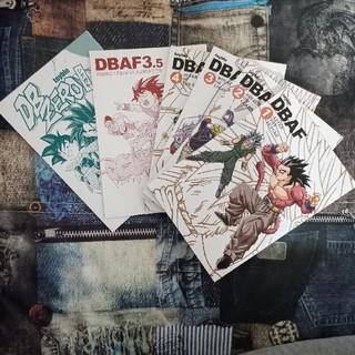 ドラゴンボール(ドラゴンボール)のDBAF ドラゴンボールAF(少年漫画)