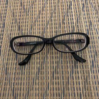 リズリサ(LIZ LISA)の黒縁メガネ/リズリサ(サングラス/メガネ)
