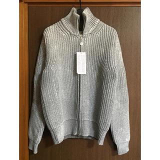 マルタンマルジェラ(Maison Martin Margiela)のS新品 メゾン マルジェラ ペンキ ドライバーズニット セーター(ニット/セーター)