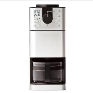 ムジルシリョウヒン(MUJI (無印良品))の無印良品 豆から挽けるコーヒーメーカー(コーヒーメーカー)