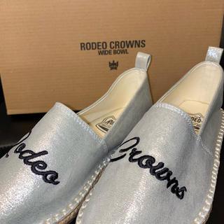 ロデオクラウンズワイドボウル(RODEO CROWNS WIDE BOWL)のRODEO CROWNS (スリッポン/モカシン)