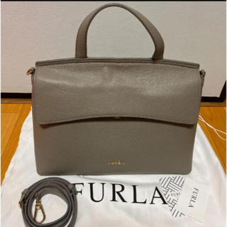 フルラ(Furla)の【美品】フルラ ワンハンドル ハンドバッグ(ハンドバッグ)