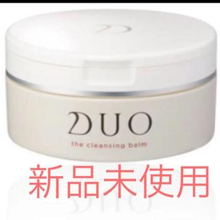 DUO クレンジングバーム 90g(クレンジング/メイク落とし)