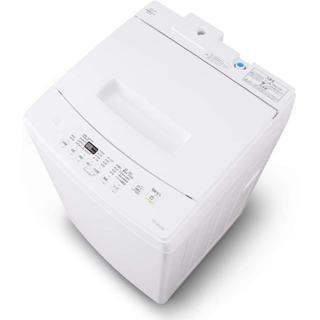 アイリスオーヤマ(アイリスオーヤマ)の【設置・無料サービス】アイリスオーヤマ 洗濯機 8.0kg 全自動洗濯機 IAW(洗濯機)