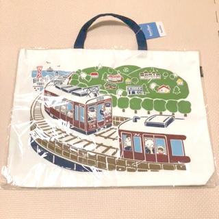 ファミリア(familiar)のファミリア 阪急 電車 レッスンバッグ(レッスンバッグ)