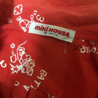 ミキハウス(mikihouse)のミキハウス メンズシャツ(シャツ)