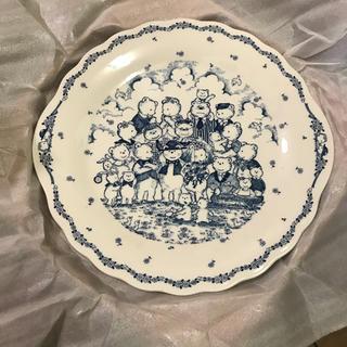 ニッコー(NIKKO)のニッコー 大皿 プレート クマ(食器)