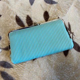 シマムラ(しまむら)の新品 しまむら プチプラのあや プリーツ長財布(財布)