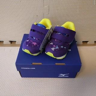 ミズノ(MIZUNO)の新品 ベビー靴 ☆ 12.5(スニーカー)