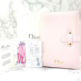 ディオール(Dior)のディオール ノート手帳 ブレスレット  パルファム (カレンダー/スケジュール)