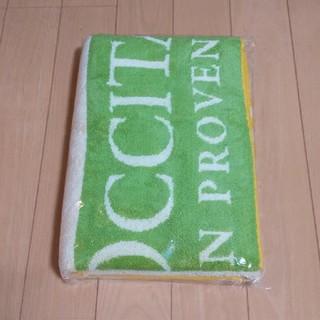 ロクシタン(L'OCCITANE)のロクシタン ノベルティー バスタオル(タオル/バス用品)