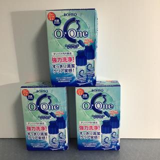 ロートセイヤク(ロート製薬)のロートCキューブ オーツーワン 酸素透過性ハード(O2レンズ)(日用品/生活雑貨)