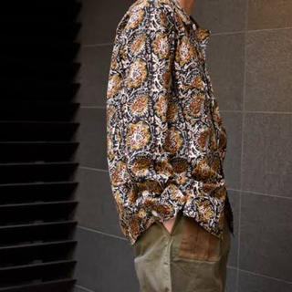ネペンテス(NEPENTHES)のsouth2 west8 Smokey Shirt L(シャツ)