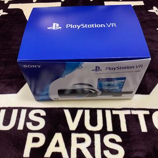 プレイステーションヴィーアール(PlayStation VR)のPS VR 【美品】シリコンカバー付き(その他)