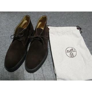 エルメス(Hermes)のHERMES エルメス ブーツ 42 1/2(ブーツ)