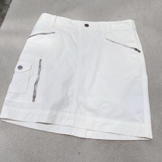 ラルフローレン(Ralph Lauren)のラルフローレン ゴルフ ゴルフウェア レディース スカート ホワイト 白(ウエア)
