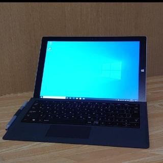 マイクロソフト(Microsoft)のタブレットPC!Microsoft surface pro3!256GB (ノートPC)