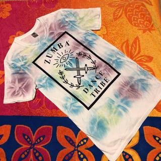 ズンバ(Zumba)のzumba☆ズンバ ティシャツ(トレーニング用品)