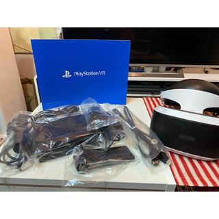 プレイステーションヴィーアール(PlayStation VR)のPlayStation VR (PlayStation Camera 同梱版)(家庭用ゲーム機本体)