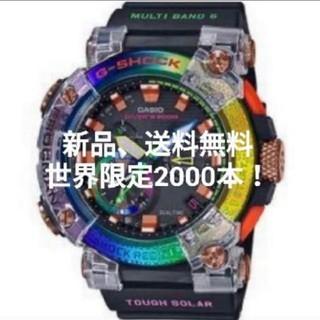 ジーショック(G-SHOCK)のCASHIO G-SHOCK ボルネオ虹蛙 GWF-A1000BRT(腕時計(デジタル))