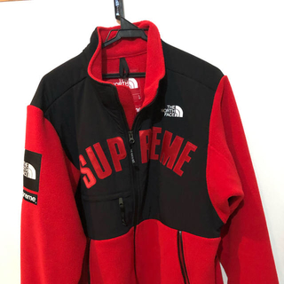 シュプリーム(Supreme)のSupreme×TNF  arc denali fleece jacket (その他)