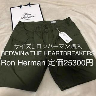 ロンハーマン(Ron Herman)のサイズL ロンハーマン購入 BEDWIN&THE HEARTBREAKERS (ショートパンツ)