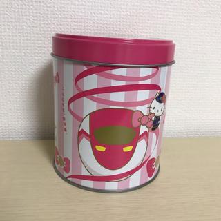 ハローキティ - お菓子の缶⑥ キティーちゃん 新幹線
