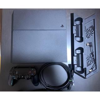 プレイステーション4(PlayStation4)の【美品!早い者勝ち】Play Station4 1TB (ps4)+おまけ付き(家庭用ゲーム機本体)