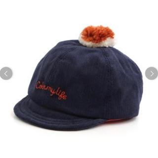 ブリーズ(BREEZE)の新品未使用 BREEZE ベビーキャップ 帽子(帽子)