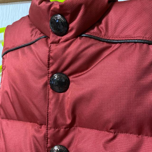 GO TO HOLLYWOOD(ゴートゥーハリウッド)のGO TO HOLLYWOOD/ロング丈ダウンベスト/ゴートゥーハリウッド キッズ/ベビー/マタニティのキッズ服女の子用(90cm~)(ジャケット/上着)の商品写真