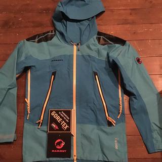 マムート(Mammut)のmammut  thrilltrip jacket(登山用品)