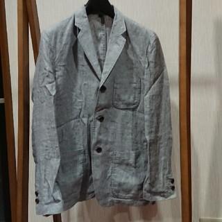 ムジルシリョウヒン(MUJI (無印良品))の無印良品 メンズ 麻ジャケット (テーラードジャケット)