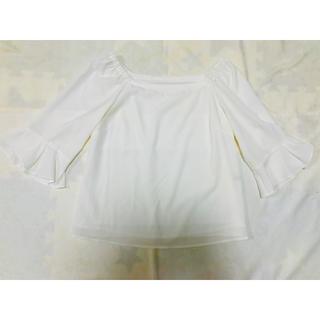 アプワイザーリッシェ(Apuweiser-riche)のアプアイザーリッシェ カットソー(Tシャツ/カットソー(七分/長袖))