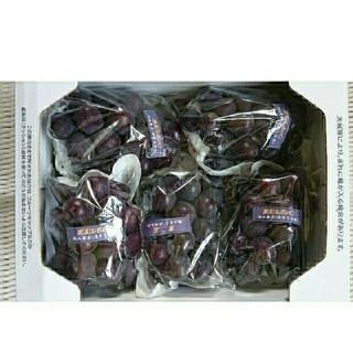 りあ様専用   ブドウ 朝取り紫玉 4k             (フルーツ)