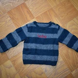 ベベ(BeBe)の80サイズくらい ベベ セーター(ニット/セーター)