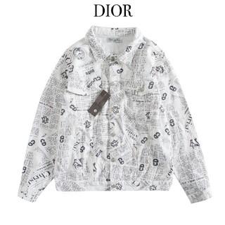 ディオール(Dior)のDiorデニムジャケット 男女兼用(Gジャン/デニムジャケット)