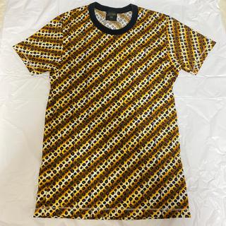 ジャンポールゴルチエ(Jean-Paul GAULTIER)のJEAN PAUL GAULTIER HOMME ヒョウ柄 伸縮 Tシャツ(Tシャツ/カットソー(半袖/袖なし))