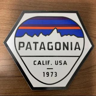 パタゴニア(patagonia)の新品未使用パタゴニアステッカー1枚(その他)