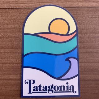 パタゴニア(patagonia)の新品未使用パタゴニアステッカー1枚即購入してください(サーフィン)