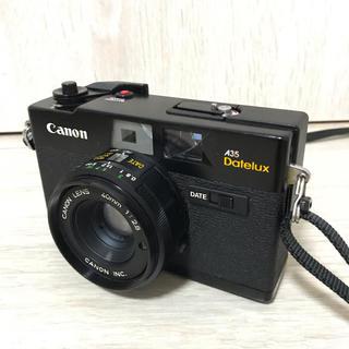 キヤノン(Canon)のCanon  A35 Datelux デートルクス  フィルムカメラ(フィルムカメラ)