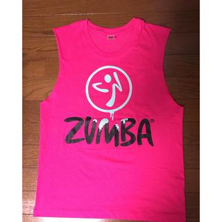 ズンバ(Zumba)のZUMBA Tシャツ、XS(トレーニング用品)