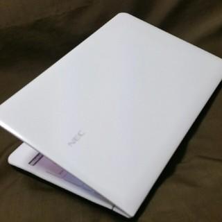 エヌイーシー(NEC)の高スペック/爆速4コア/第3世代 i7/SSD/ノートパソコン(ノートPC)