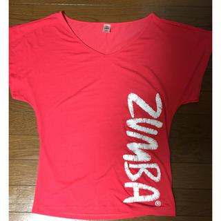 ズンバ(Zumba)のZUMBA Tシャツ XS(トレーニング用品)