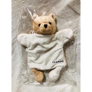 クラランス(CLARINS)の【新品未使用】クラランス パペット(ぬいぐるみ/人形)