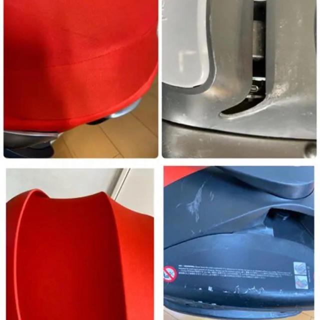 cybex(サイベックス)のサイベックス クラウドQ ベースQ ISOFIX対応 キッズ/ベビー/マタニティの外出/移動用品(自動車用チャイルドシート本体)の商品写真