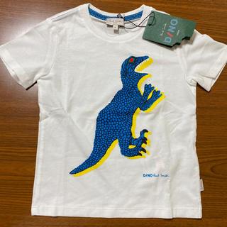 ポールスミス(Paul Smith)のポールスミスベビー2A☺︎恐竜柄Tシャツ ミニロディーニ、リトルマーク好きに(Tシャツ/カットソー)